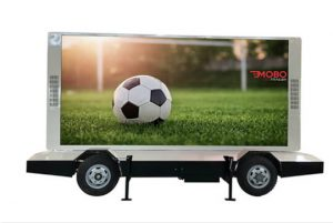 MOBO MB-12 mobile LED trailer for sale