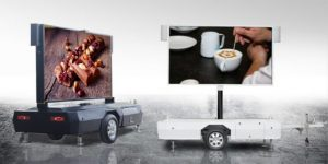 strategy to choose your mobile LED display trailer products