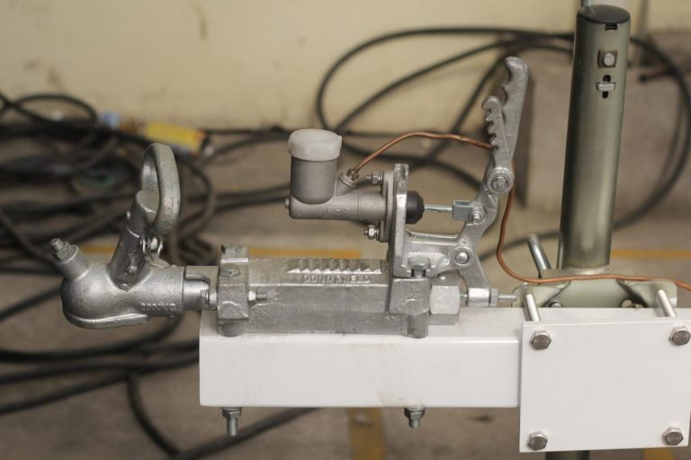 drag bar of MOBO MB-10 trailer