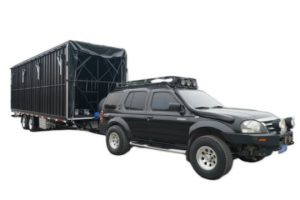 MOBO MB-50 stage trailer for sale