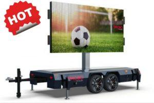 MOBO MB-16 LED Billboard trailer
