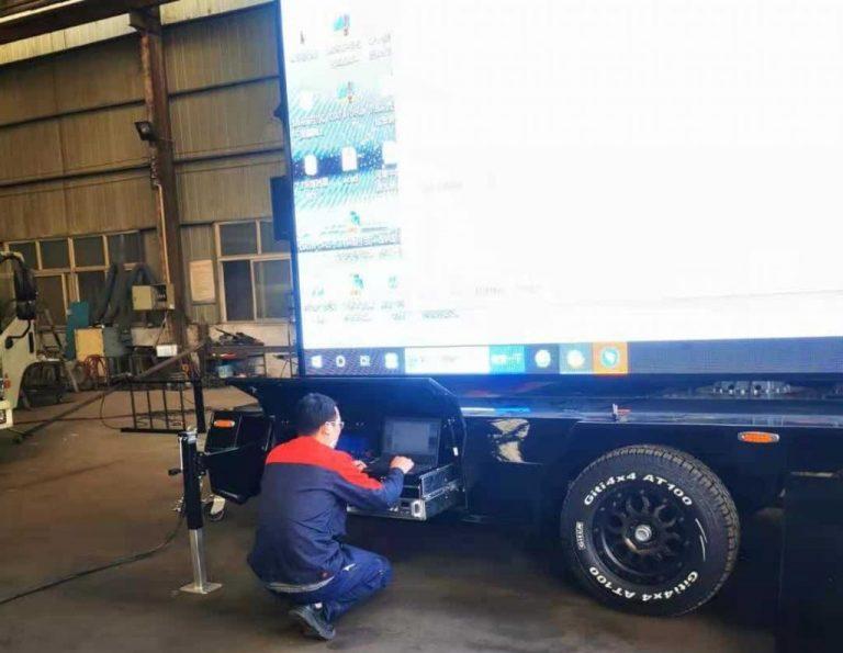 MOBO trailer engineering is working